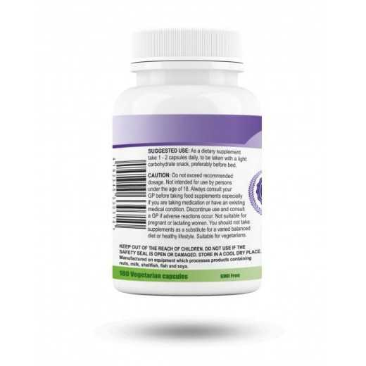 3 X 5 HTP 300mg. 180 capsules.Griffonia seed extract