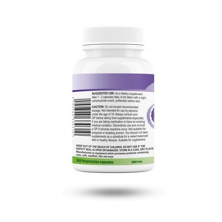 50 X 5 HTP 300mg. 180 capsules.Griffonia seed extract